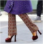 Edgy Style Mixing Prints