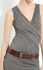 Belt worn at the hip.