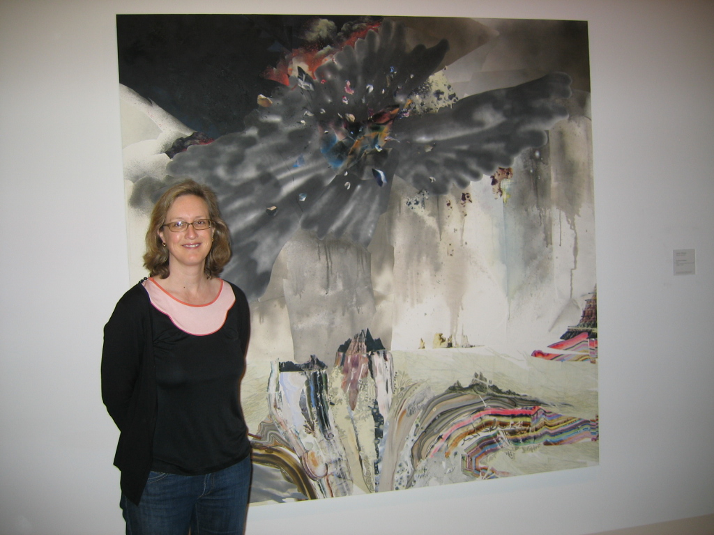 Janet Bishop, Curator of Painting and Sculpture