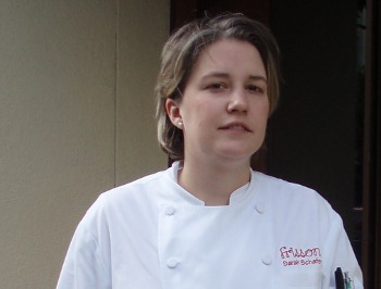 Sarah Schafer, Executive Chef
