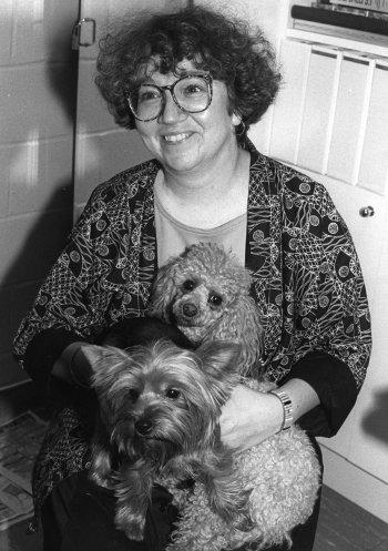 Susan Woelzl, Director of Archives N Y City Opera