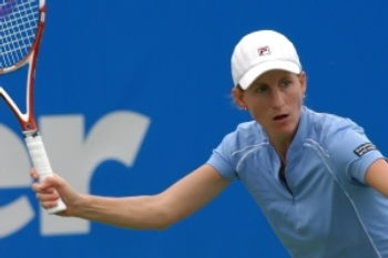 Angi Bachmann, Professional Tennis Player