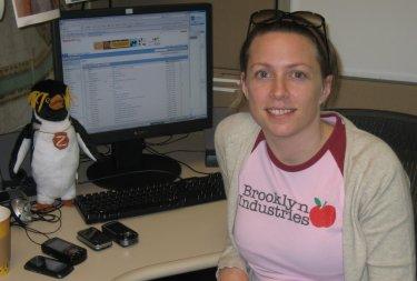 Kristin Rozum, Sr. Games Producer