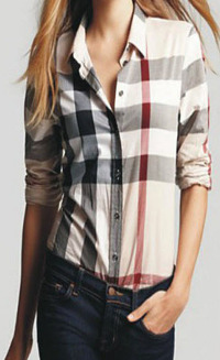 Plaids,Trendy and Classic