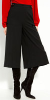 What is the difference between gaucho and culotte style pants?