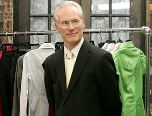 Tim Gunn's 10 Must-Have Basic Wardrobe Pieces